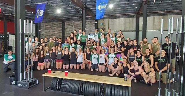 Thank you all for a fantastic weekend of fitness and community! We are grateful to so many - our sponsors/vendors, volunteers, competitors, spectators (we all needed your encouraging energy), and @summitcrossfitsouth for being a perfect place to host this event this year. This isn't even close to everyone who contributed this weekend, but these are the ones who finished it up with us. Thank you for being the reason we even put events like this together - your spirit is so inspiring. See y'all next year!