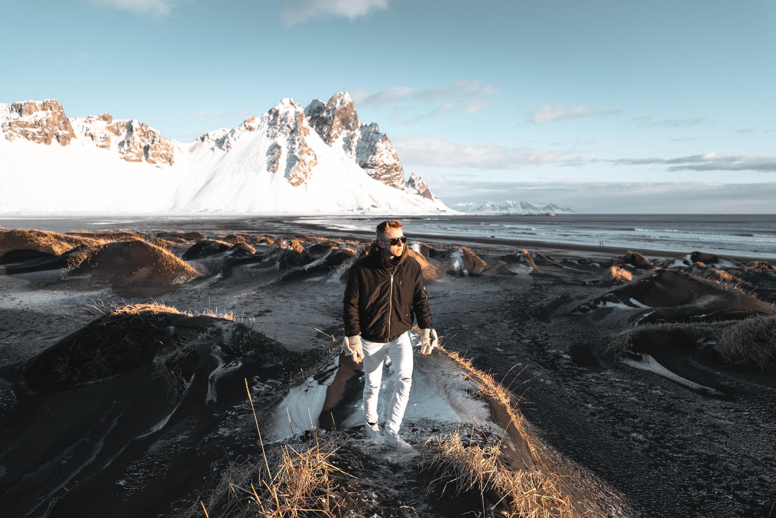Vestrahorn Mountain - Iceland