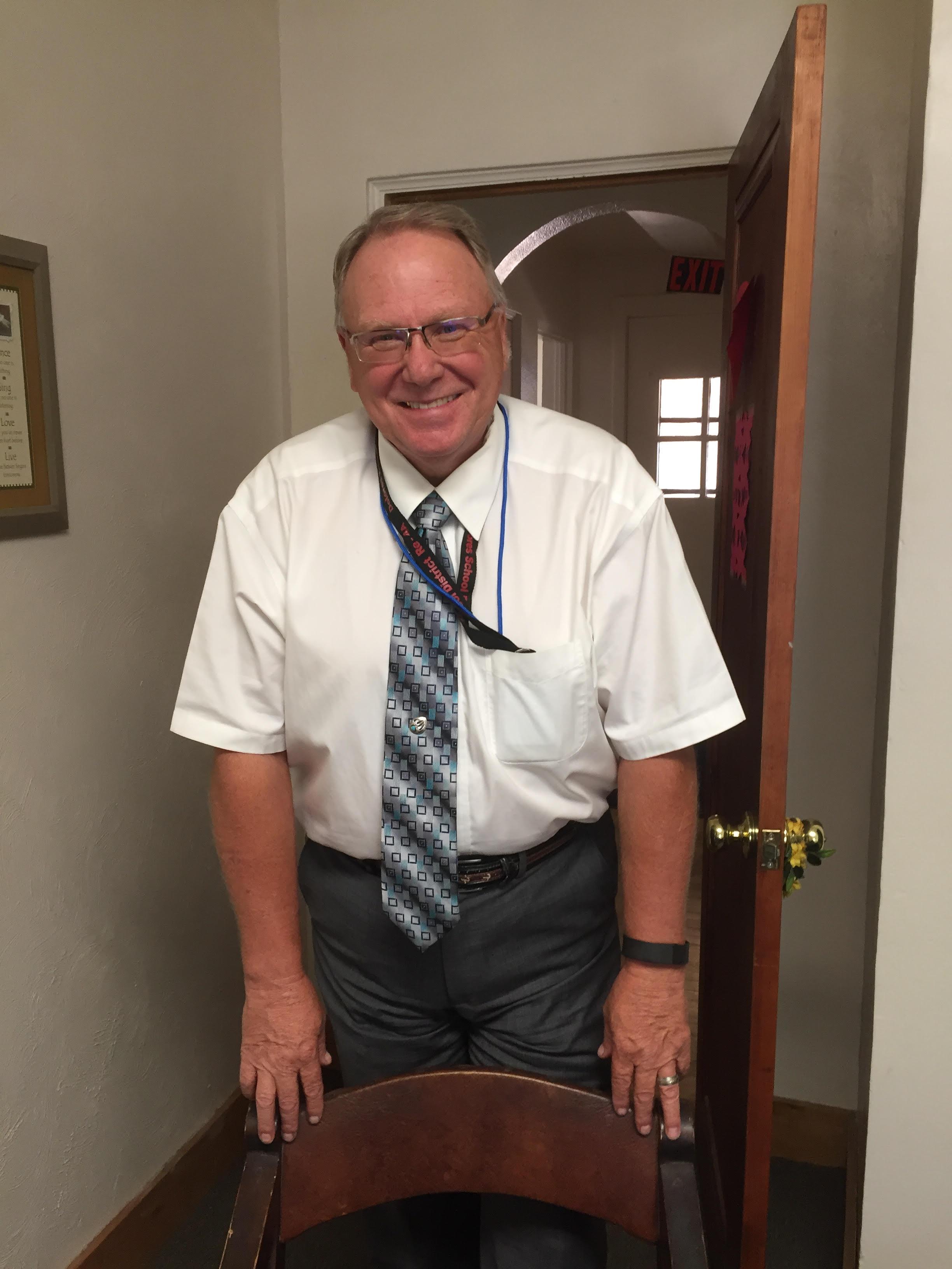 Superintendent   Phil Kasper