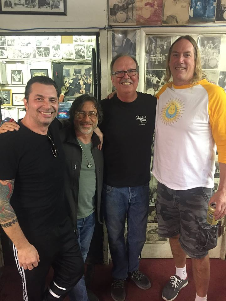 w/John Tempesta, Jerry Keyawa, Danny Carey