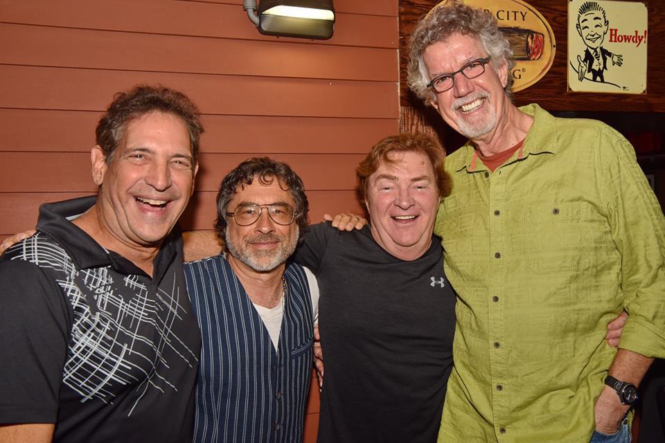 w/Danny Gottlieb, Paul Leim, Dennis Holt