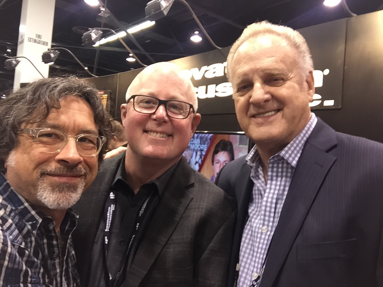 w/George Barrett and Jim Petercsak