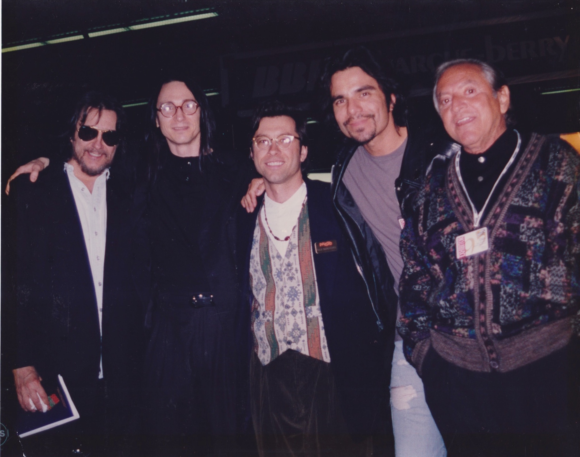 w/Jim Keltner, Terry Bozzio, Rafael Gayol, Emil Richards
