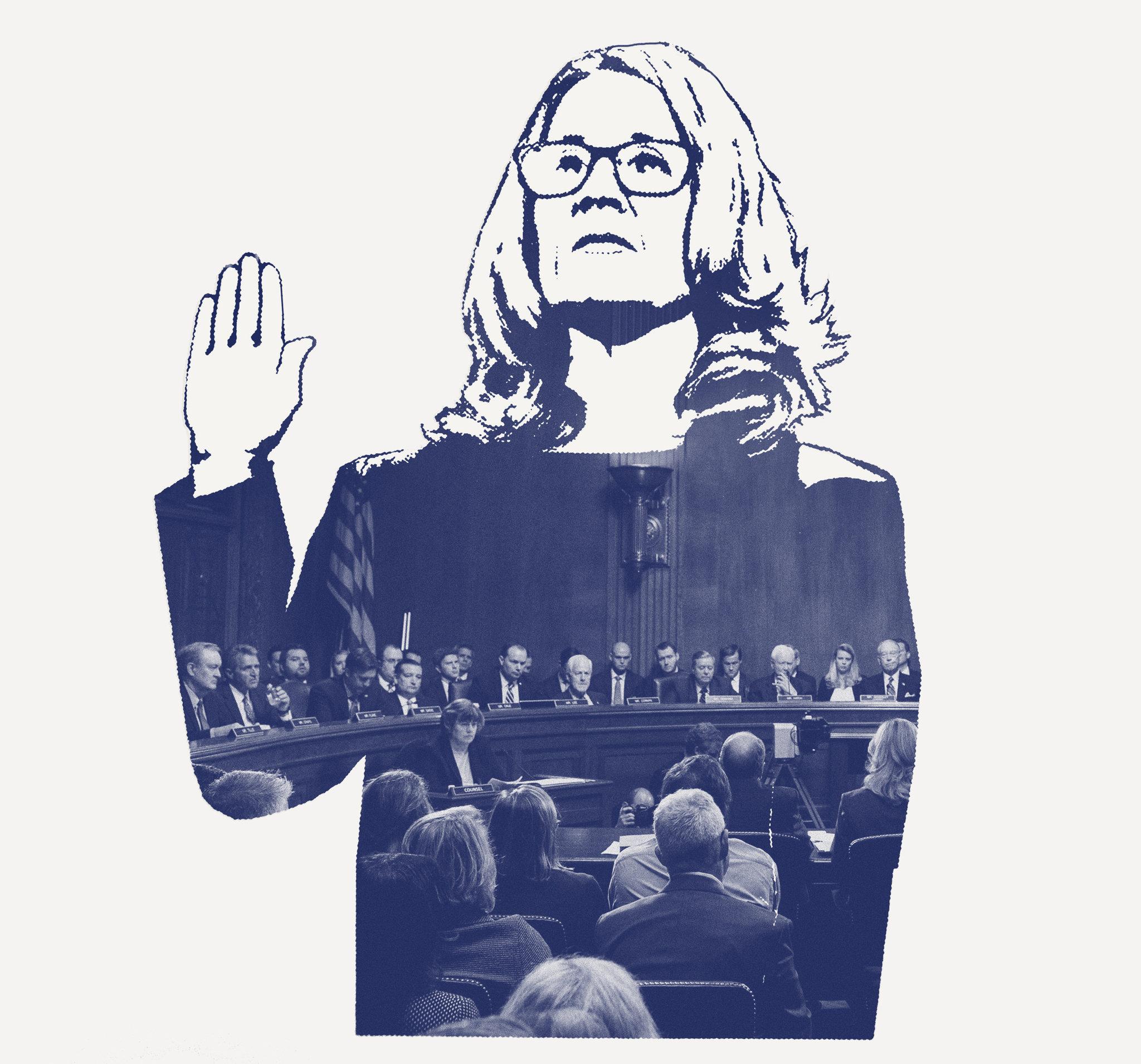 Christine Blasey Ford's Sacrifice