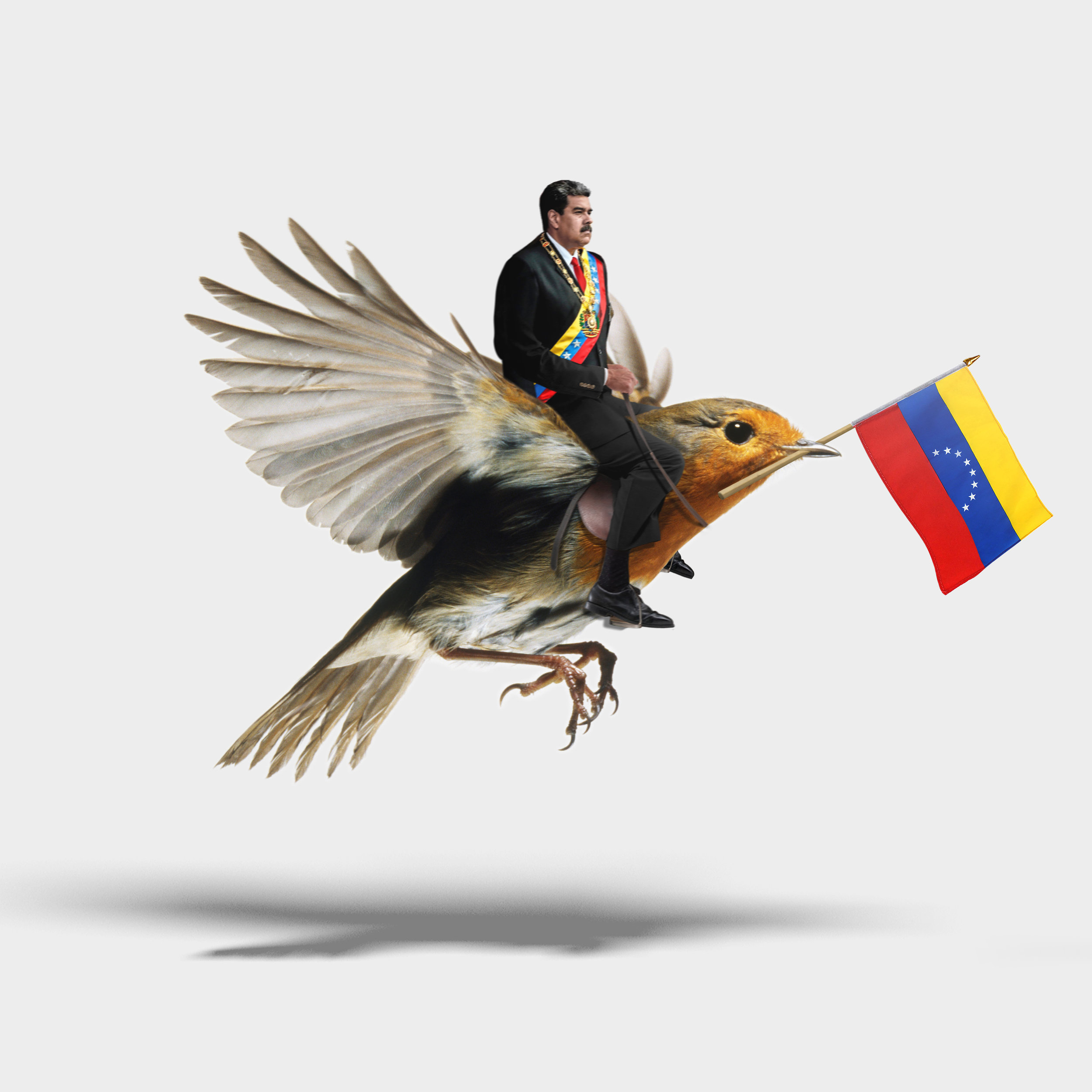 Maduro Against the Killed Drones