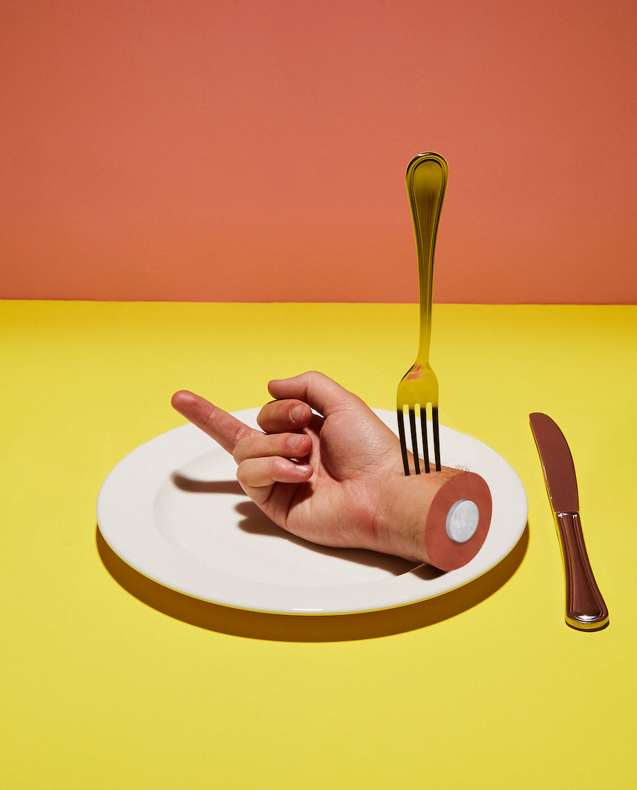 Fine Dining. Lucky Peach. Photographed by George Baier IV.