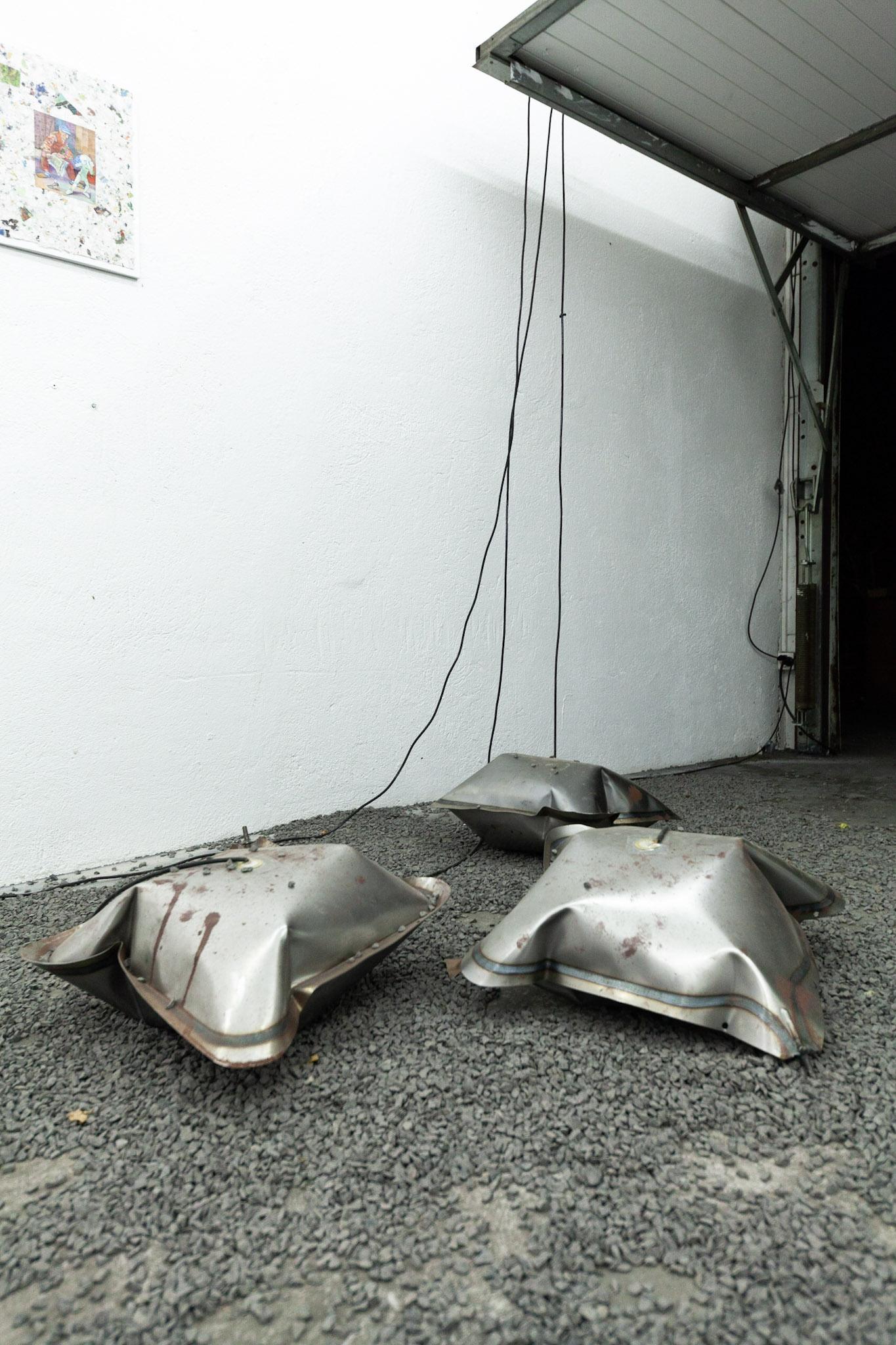 Kaspar Ludwig, installation view.