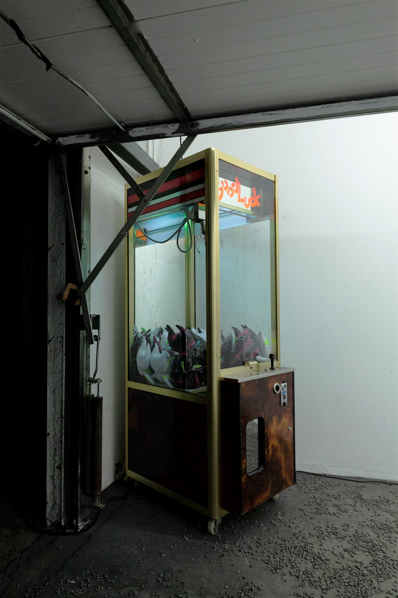 Thomas Liu Le Lann, installation view.