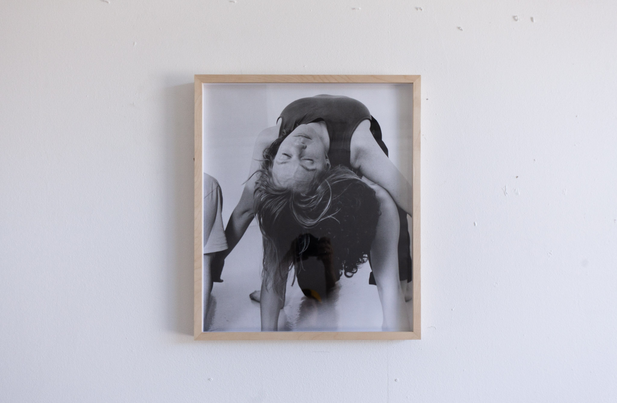 Jenna Westra, installation view.