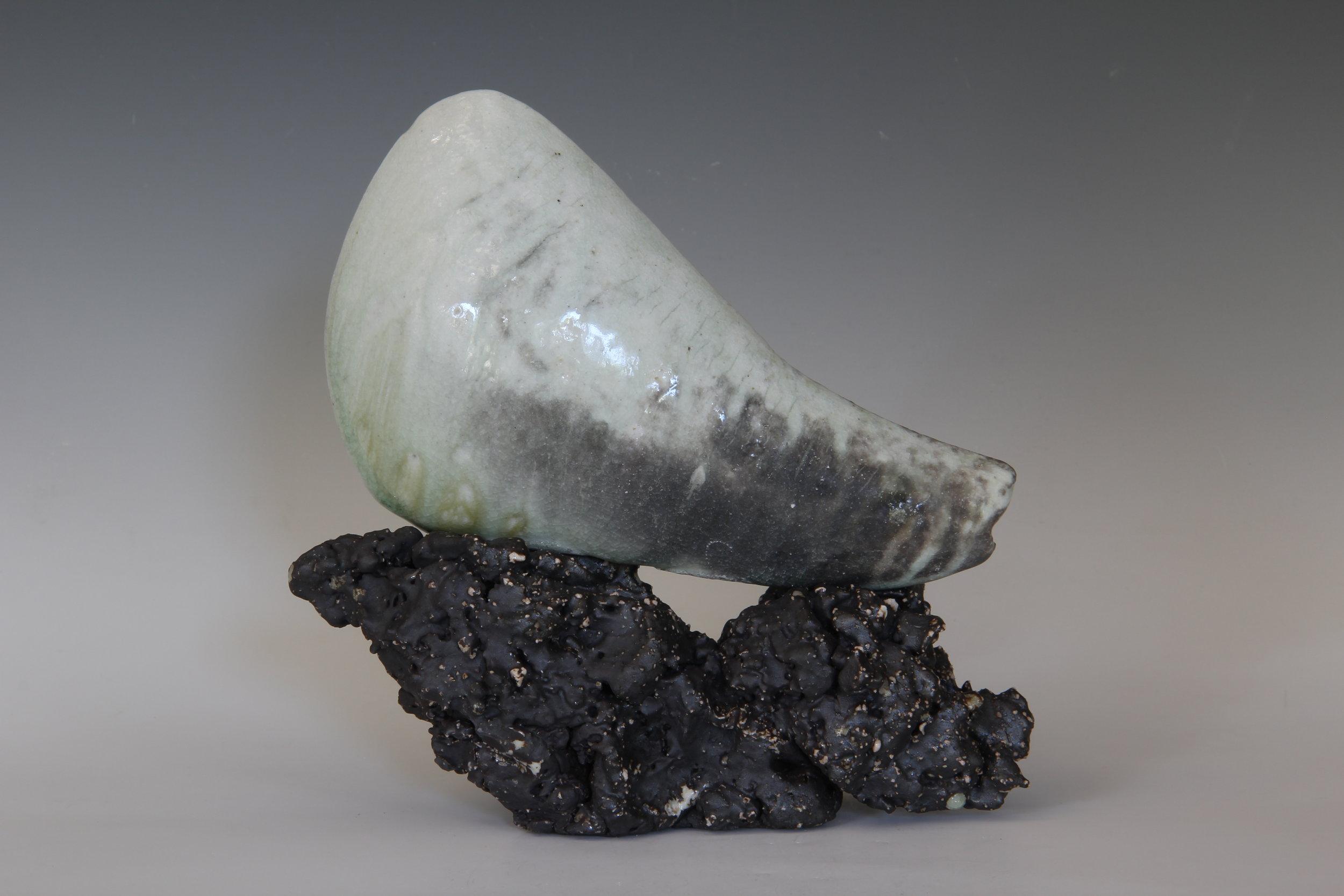 9. Sandy Lockwood - Buried Axe - woodfired saltglazed stoneware and porcelain.JPG