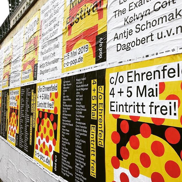 Today is your Last Chance to experience @copopfestival in #ehrenfeld 2019 I'll be performing @cafefridolin along with @paulwebermusic and @musicbyivory starting EARLY at 16:30! Come on down and join the festivities 🎉 Happy #cincodemayo  #lastchance #copop #copopfestival #cafefridolin #wearecity #rausgegangen_koeln #paulwebermusic #heuteshow #kölnehrenfeld #straßenfest #livemusik #areyouexperienced