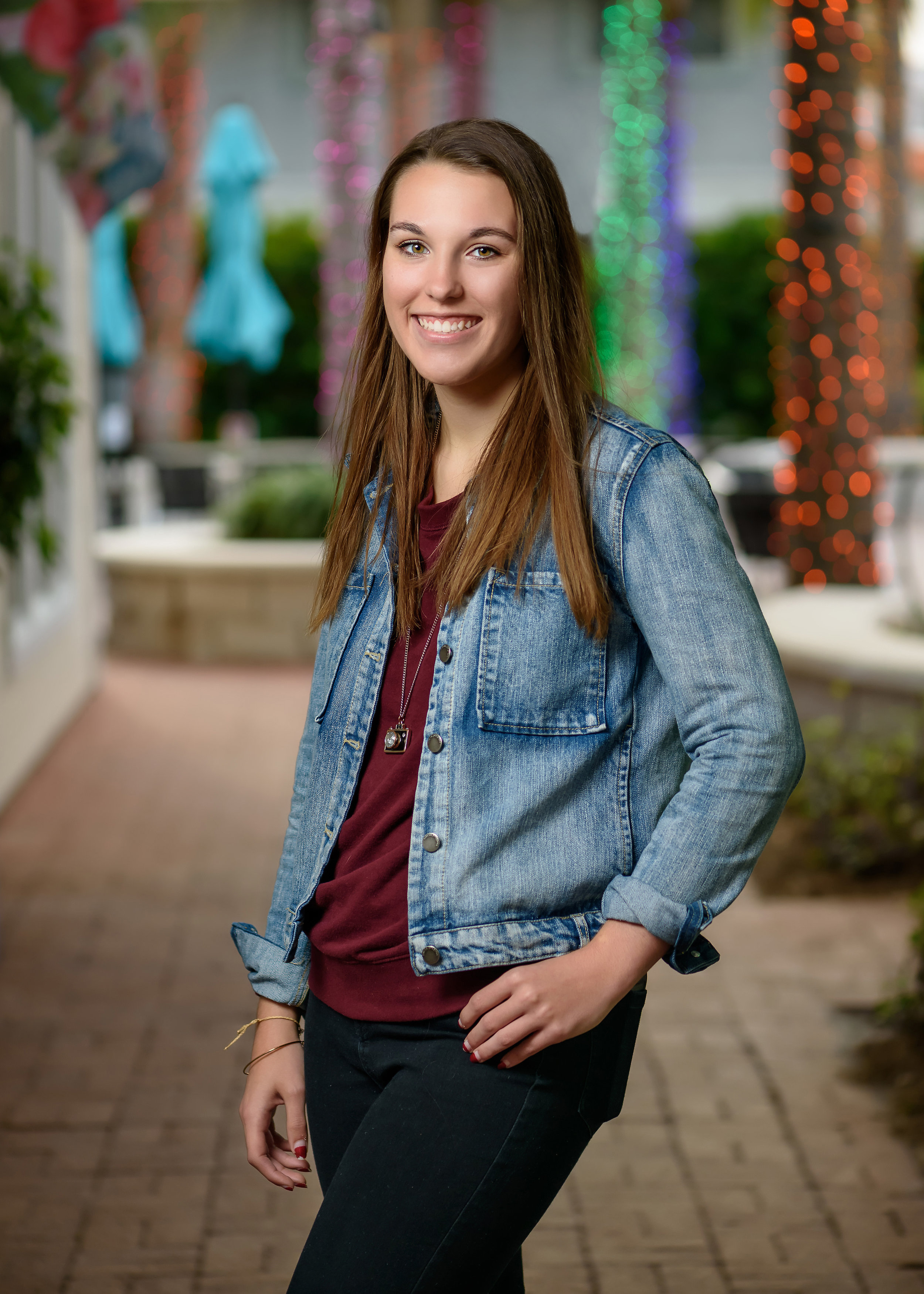 LOCATION PORTRAIT SESSIONS - Who says senior portraits are only for seniors? Whether you're 15 or 50, we can design a longer portrait session just for you.