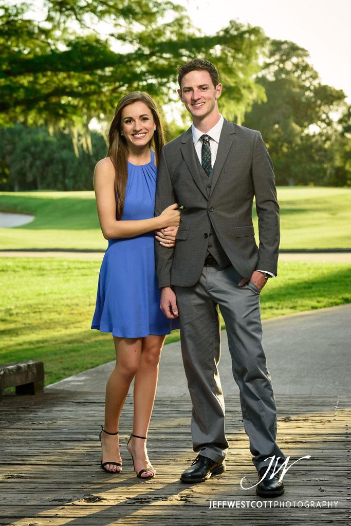 engagement Jacksonville wedding photographer