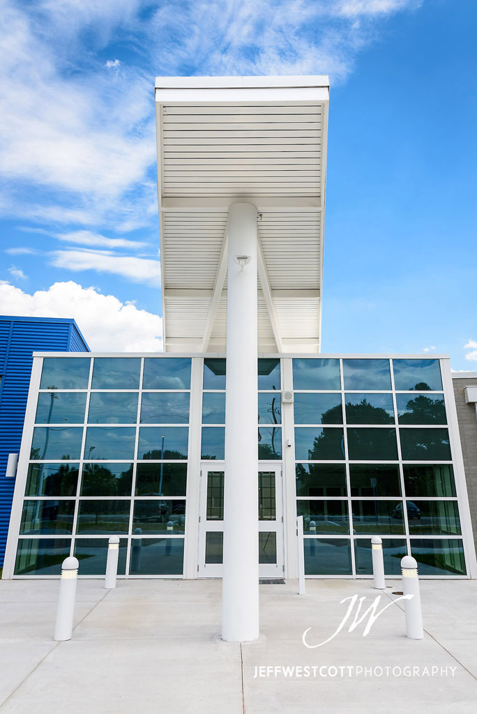 architectural photo Jacksonville Arlington Community Academy