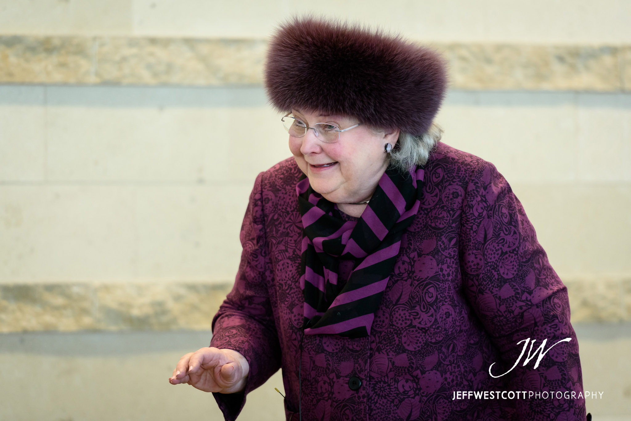 Dorothy Patterson was the speaker at this year's Pastor's Wive's Luncheon