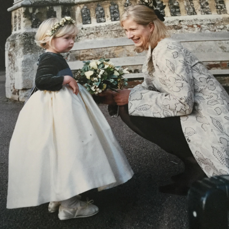winter wedding east bergholt