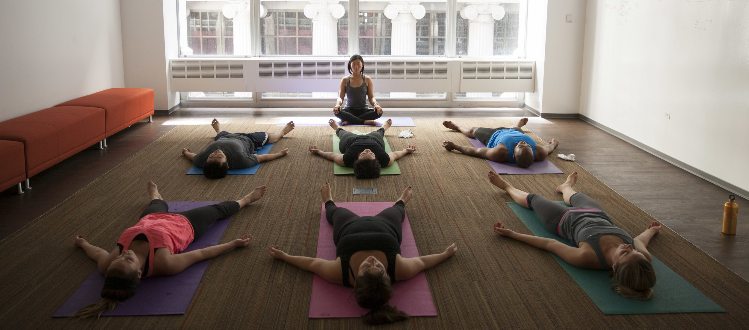Yoga Pricing -
