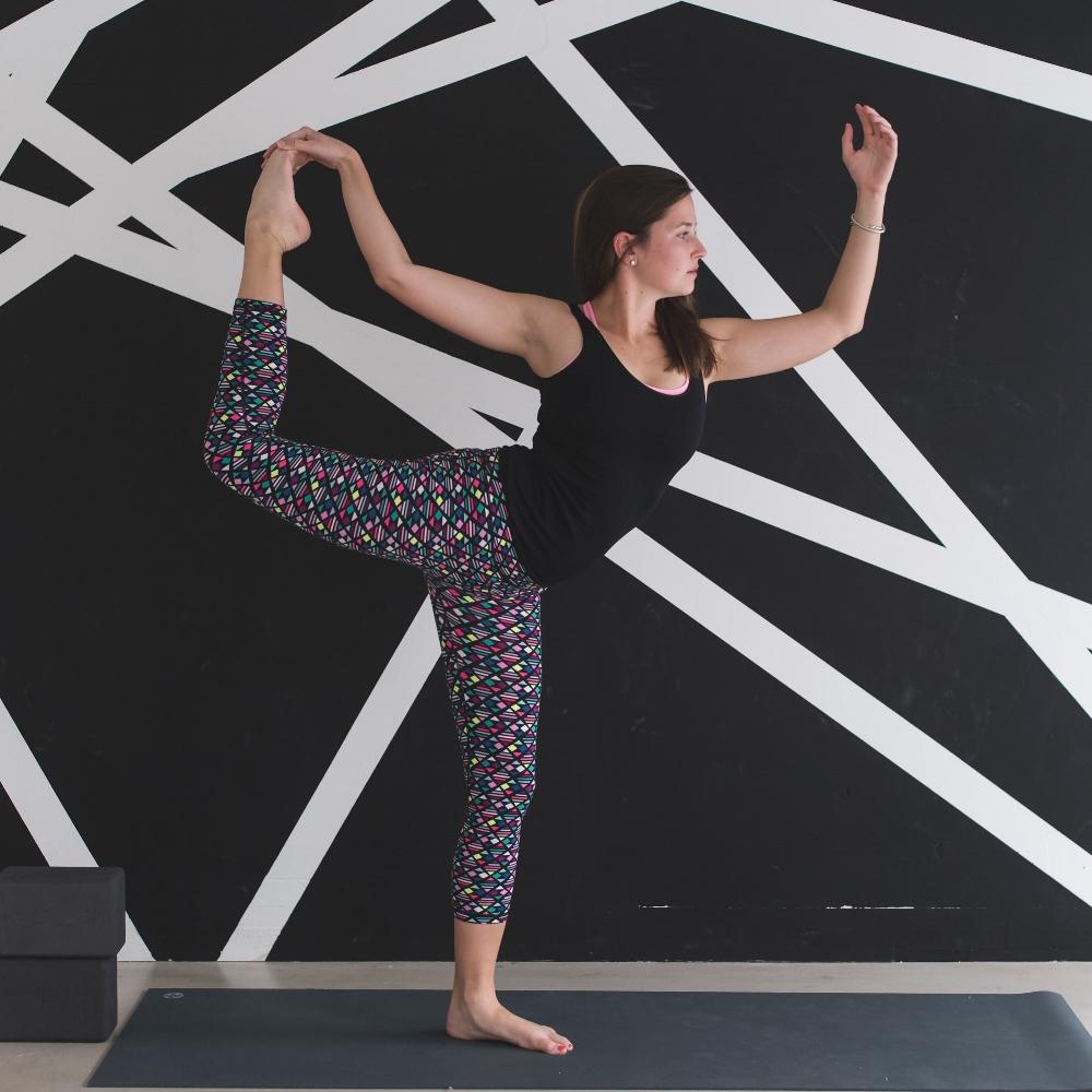 Dancer Pose | Natarajasana