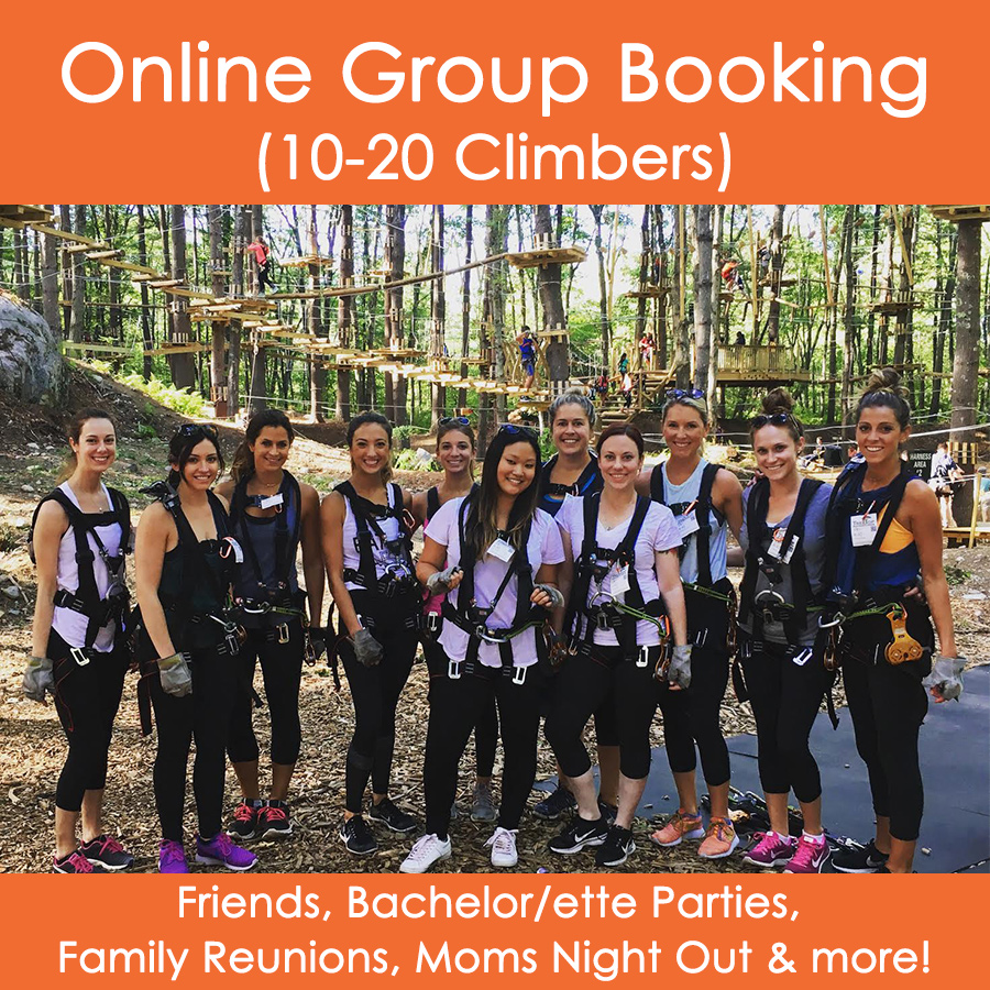 Small Group: Online Booking