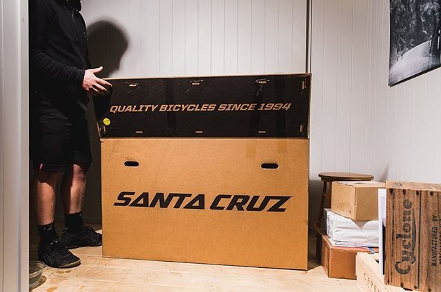 We've just landed a new Santa Cruz Stigmata. We'll be taking this rig through it's paces in some remote regions of Aotearoa. Stay tuned!  #NZCyclingJournal | #SantaCruzStigmata