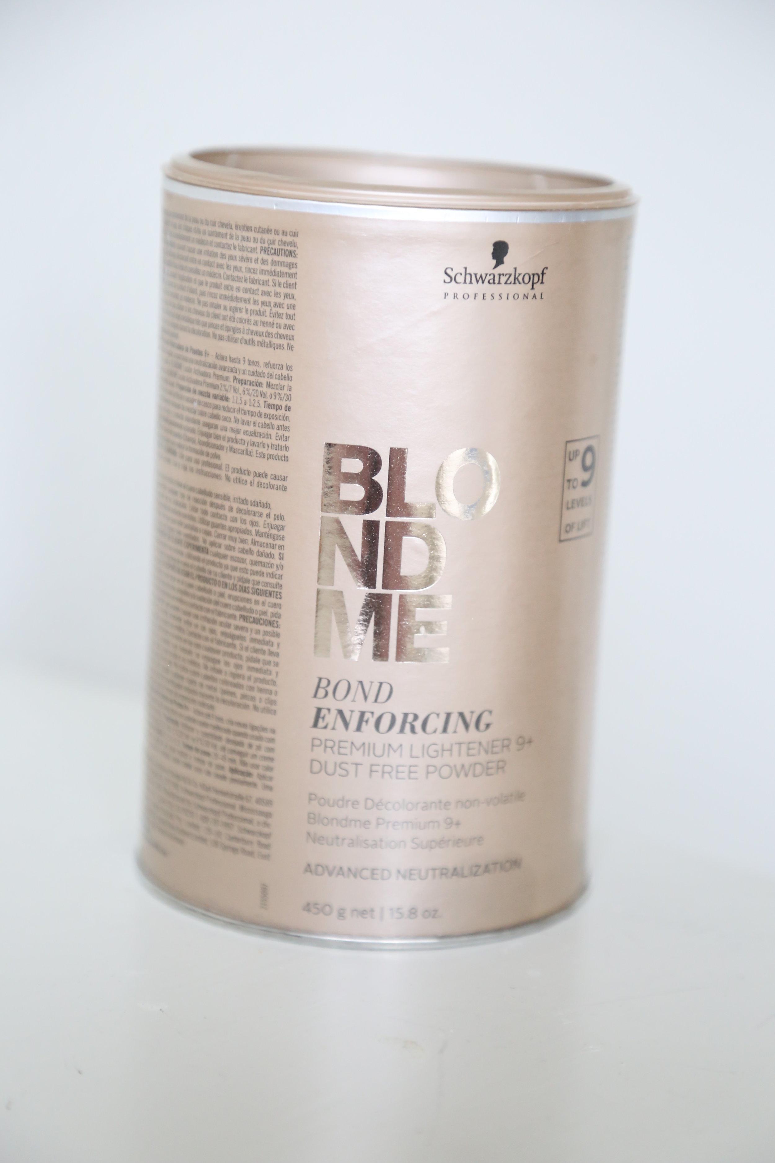 BLONDEME Bleach