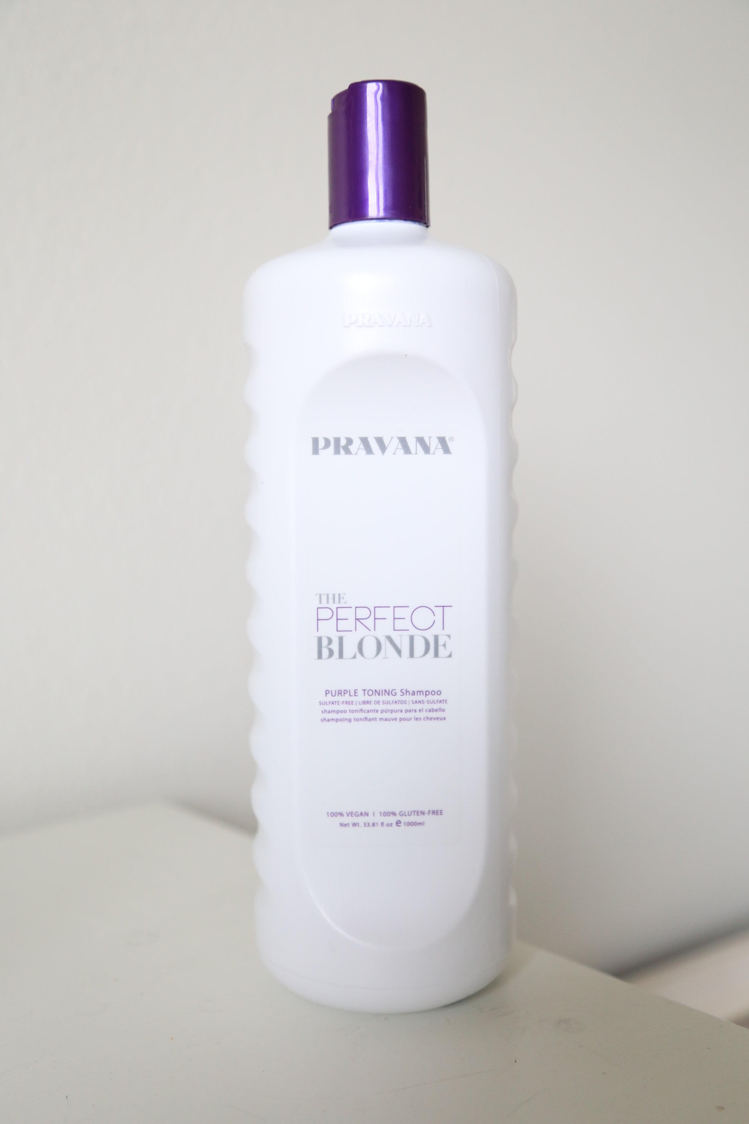 Pravana Purple Shampoo