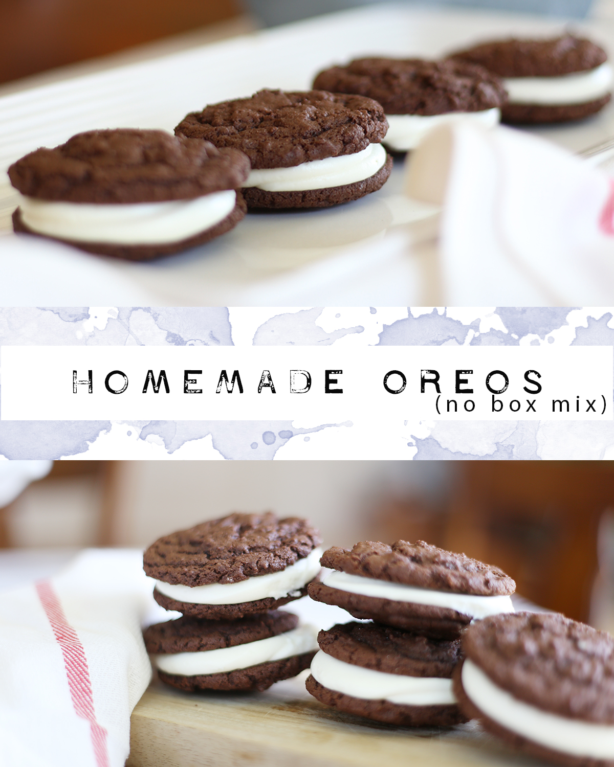 Best Homemade Oreos (No Box Mix)