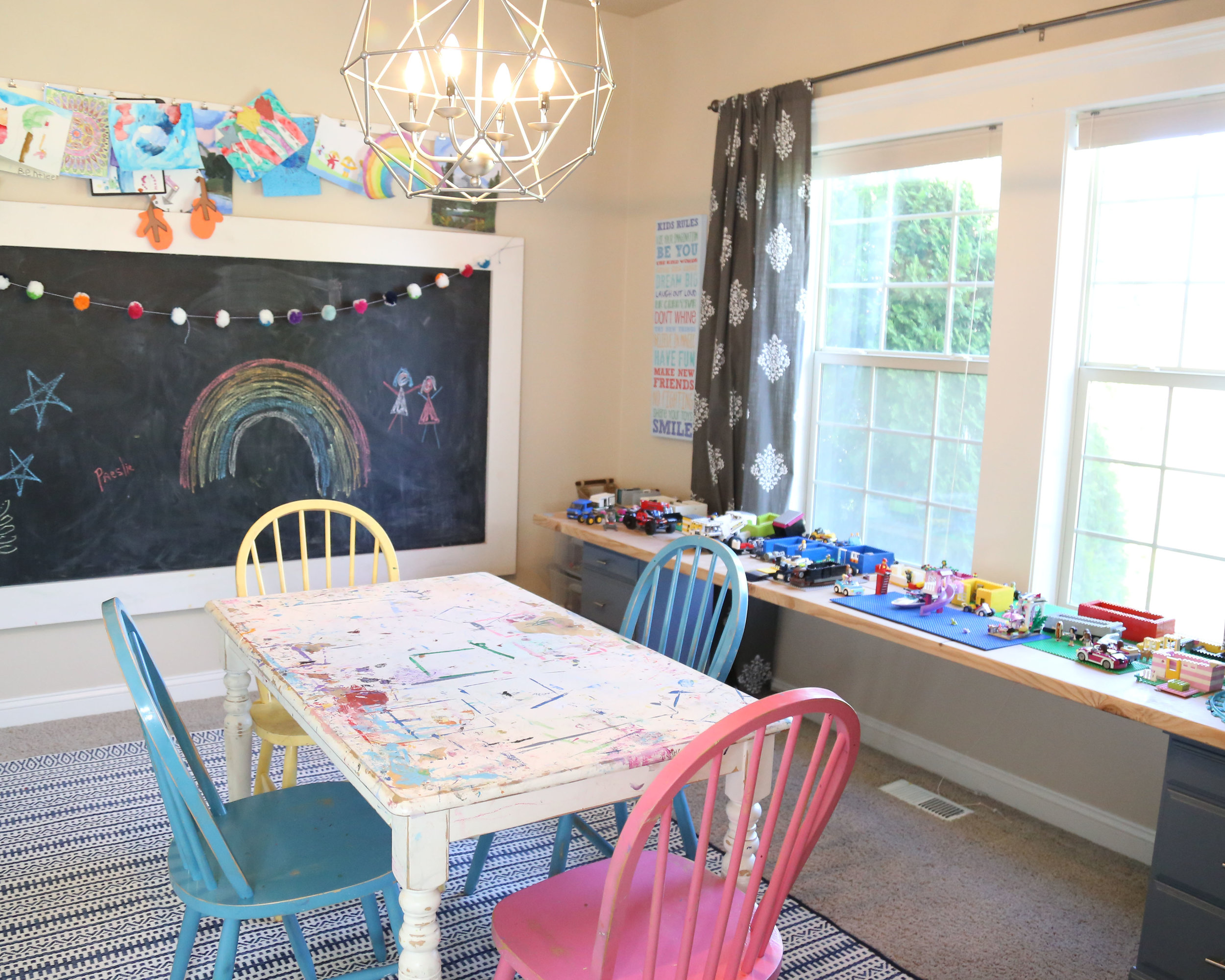 Kids Art Room