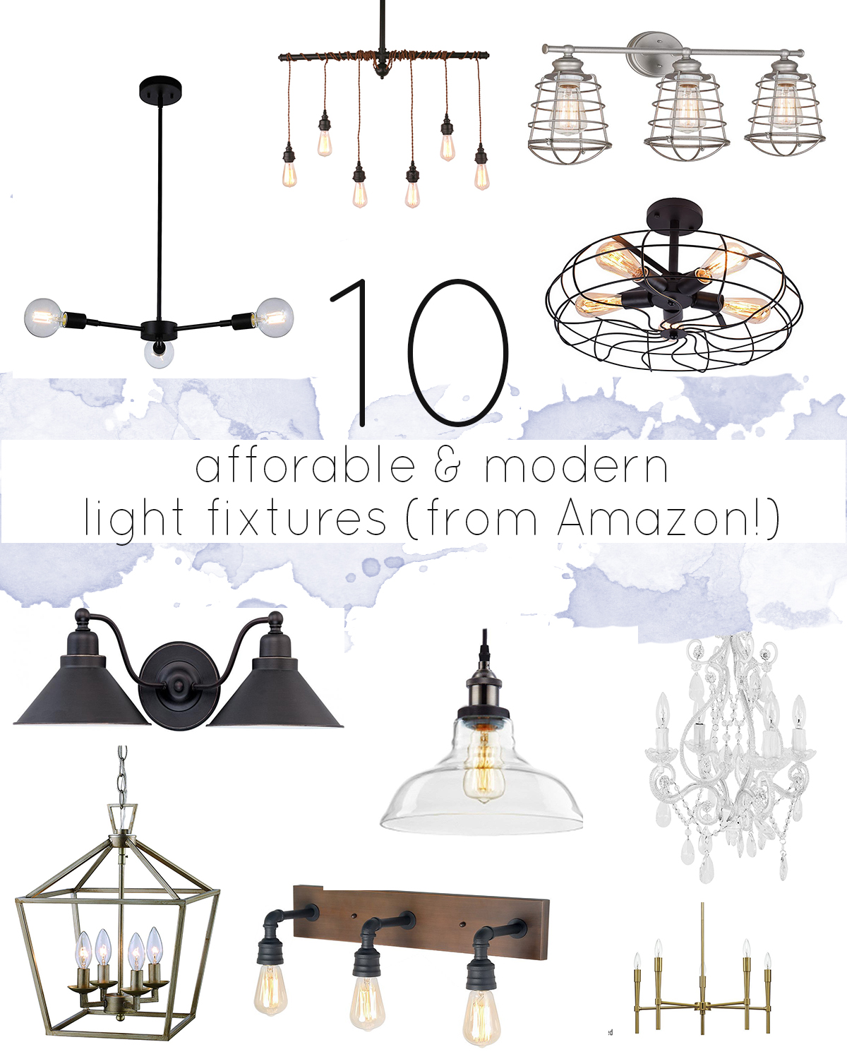 Affordable Amazon Lighting