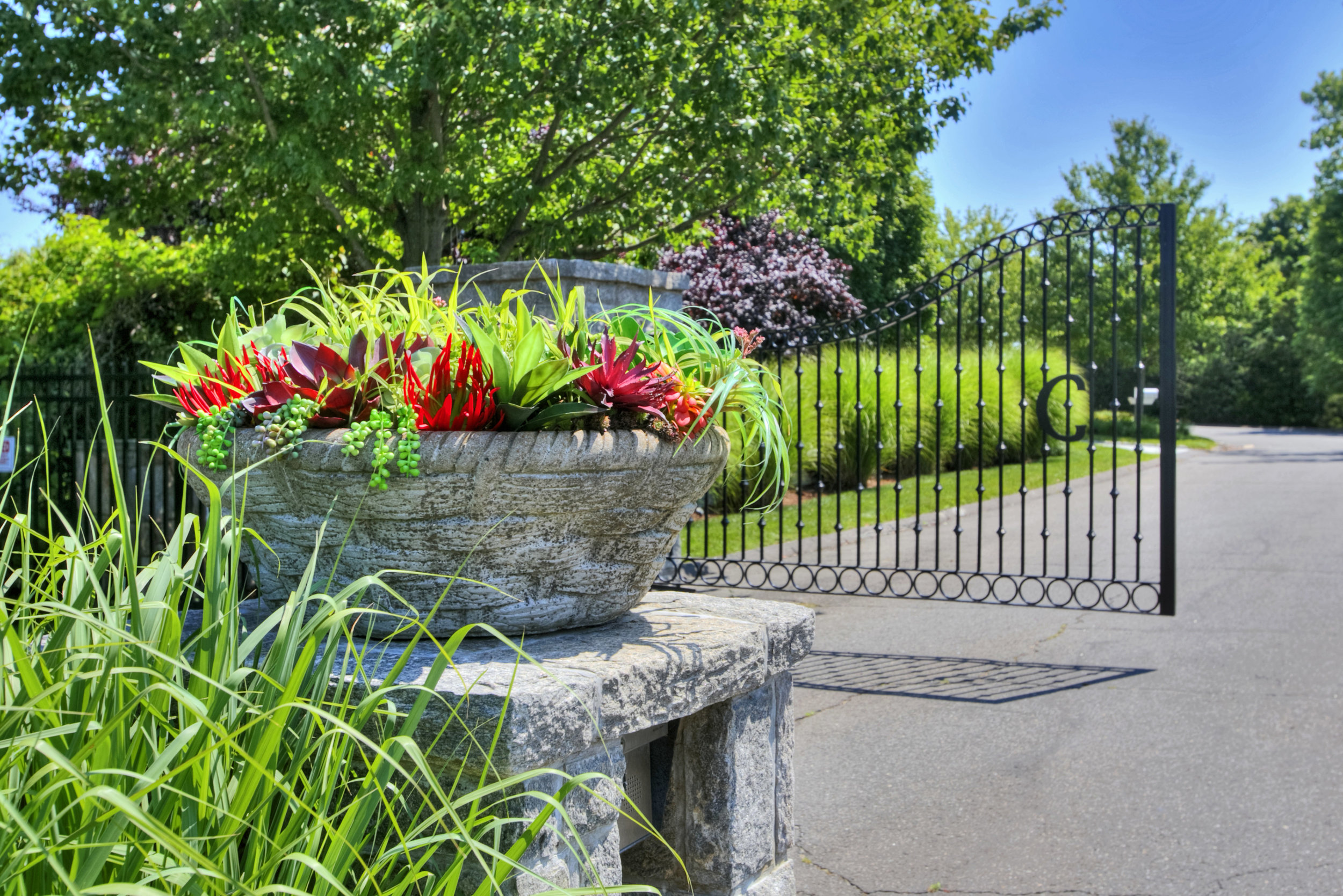 Landscaped gated entry.jpg