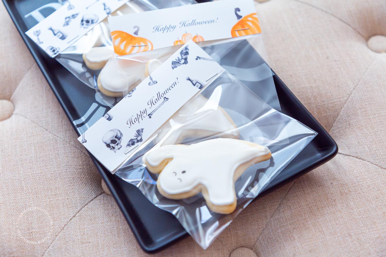 Halloween Cookie Tag by Victoria Smyrniotis