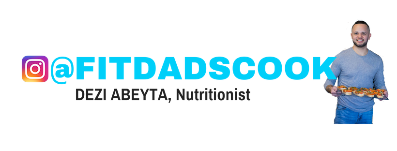 @FitDadsCook - Blog and Instagram dedicated to teaching DADS how to be POWERFUL and WONDERFUL toward feeding their kids