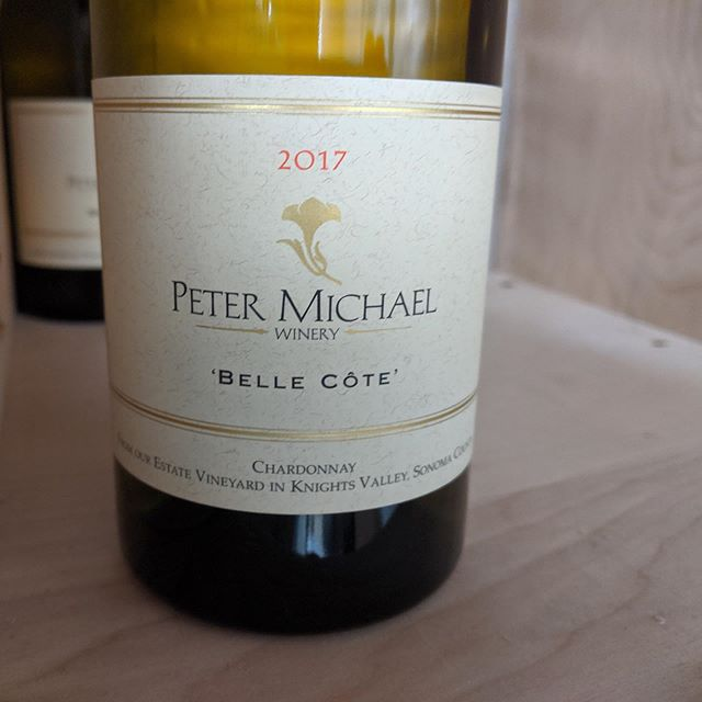 Excited to offer select wines by the glass via the Coravin Wine Preservation System. This allows our guests to enjoy a special glass of wine without committing to a full bottle and allows us to offer these wines by the glass while preserving the remaining wine without detriment.  One example is Peter Michael 2017 Belle Cote Estate Chardonnay. A perfect wine with my seafood selections, the Coravin allows you to explore fine wines more freely. . . . #benpollinger #thehillcloster #coravin #petermichaelwinery #wine #tasting #finewine #freedom #chardonnay #sommelier #northjerseyeats #bergeneats #rocklandcountyeats #winebar