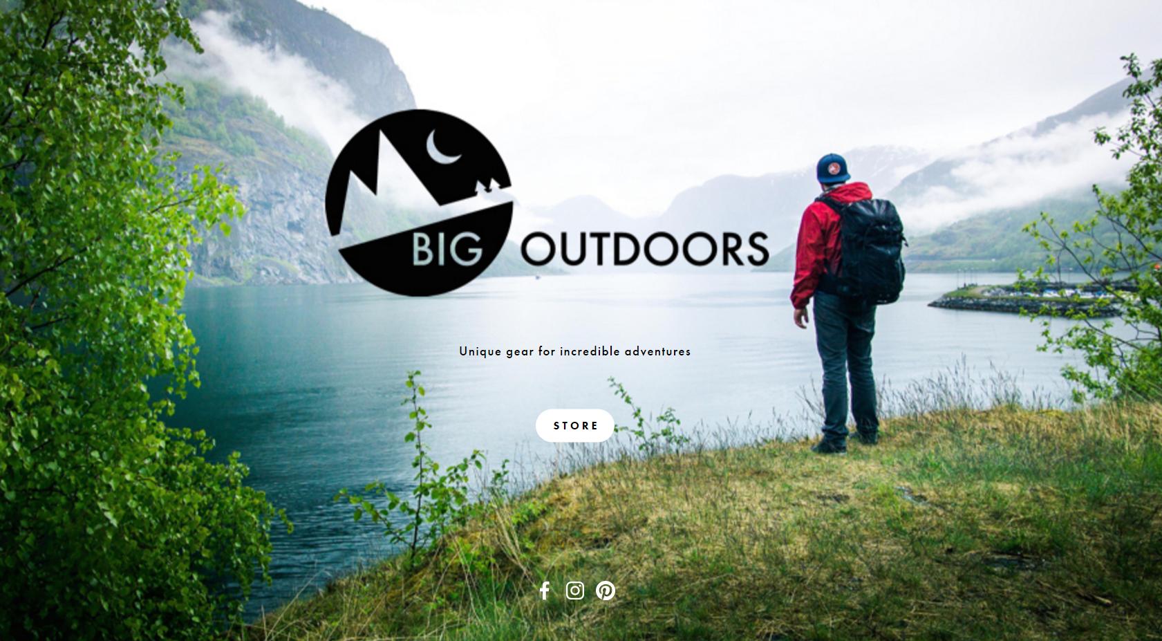 Big Outdoors
