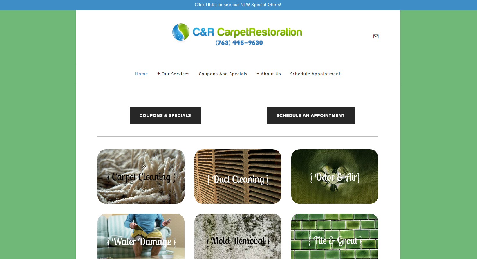 C&R Carpet Restoration