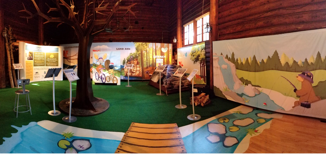 Brook Maier - mn state fair legacy exhibiit pano entrance 2018.PNG