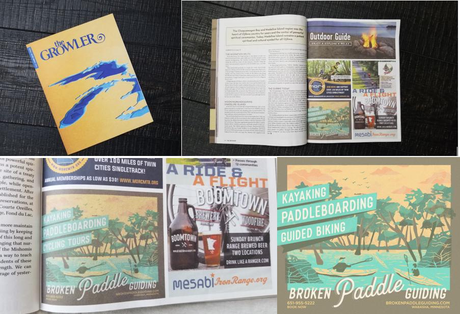 BPG Broken Paddle Guiding Marketing - Growler Magazine MN.PNG