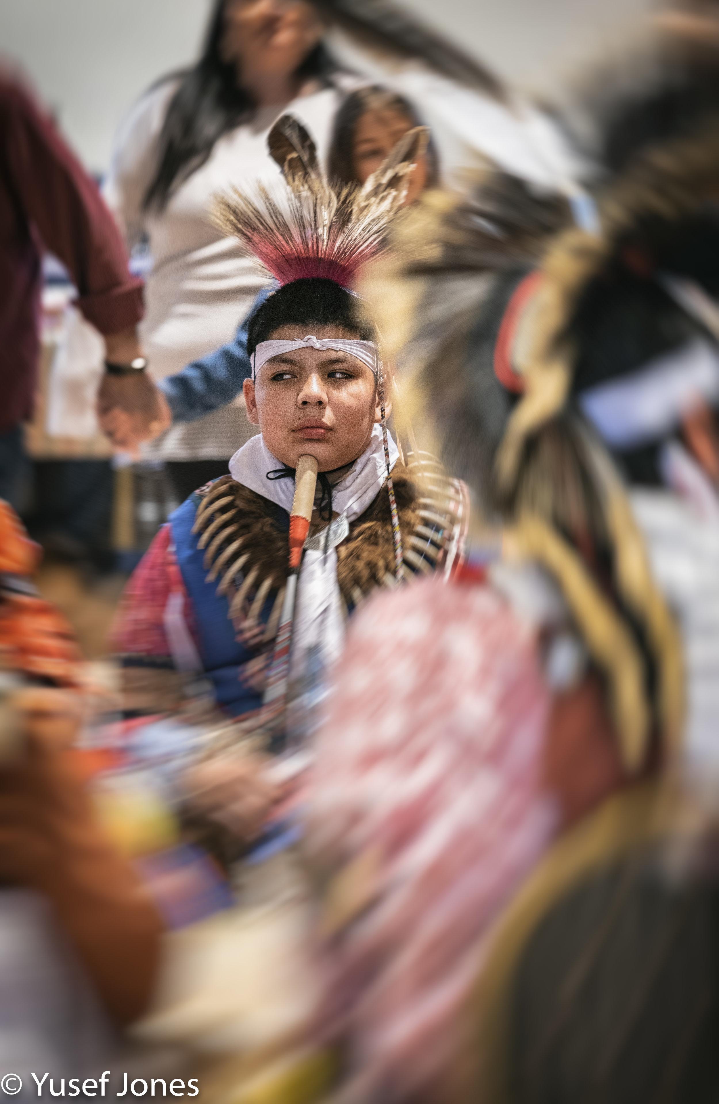 Uni. of MD Powwow