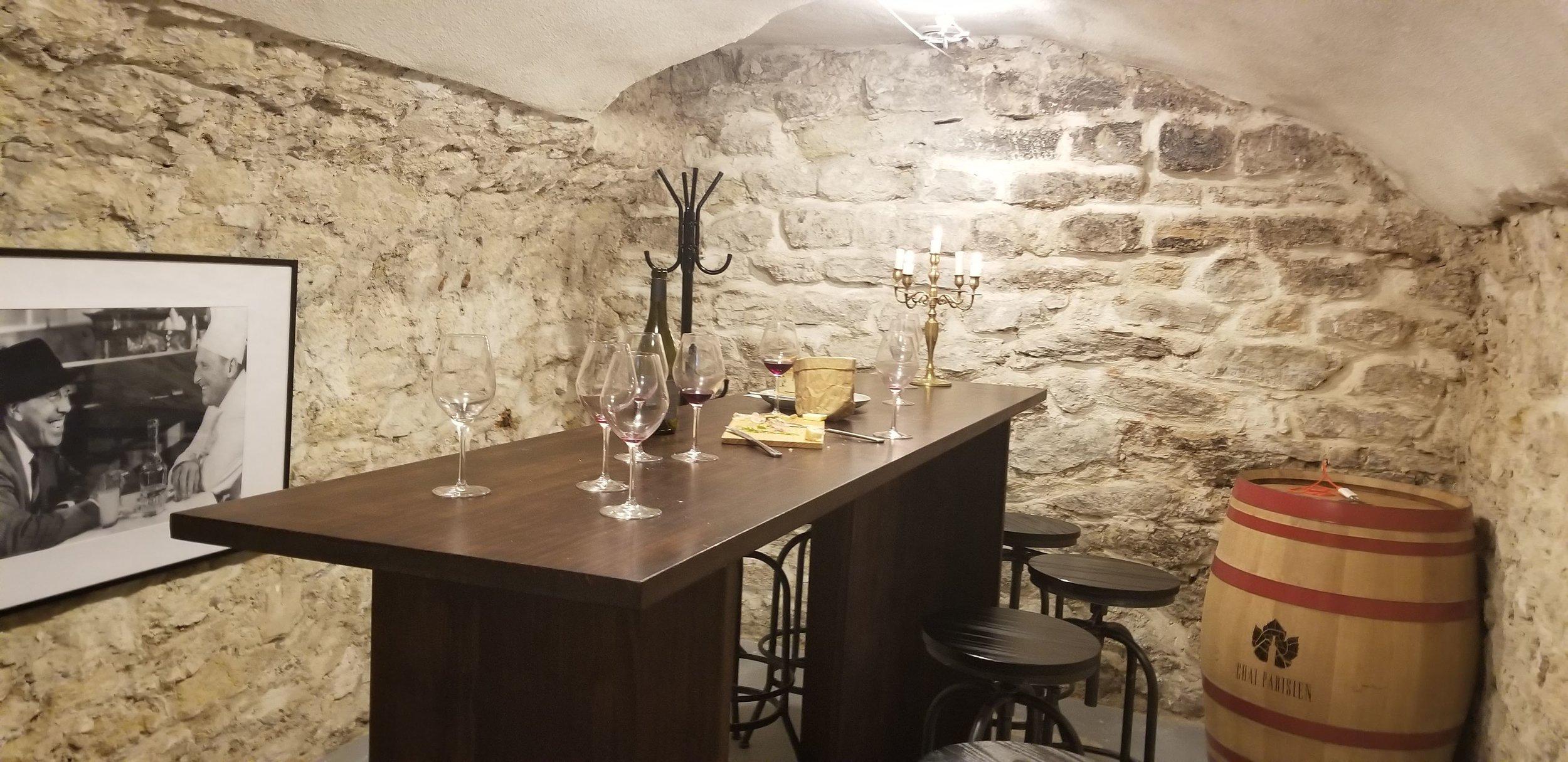 Wine Cave Success