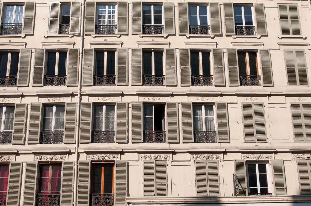 Paris Shutters