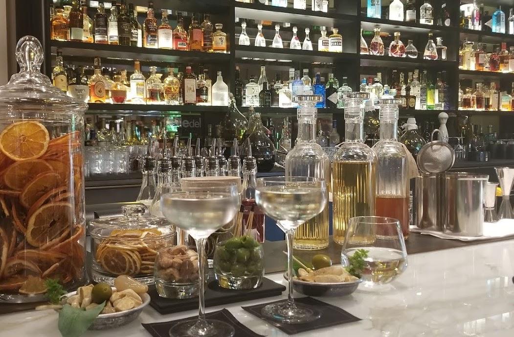 Martini Paring @Bar Josephine