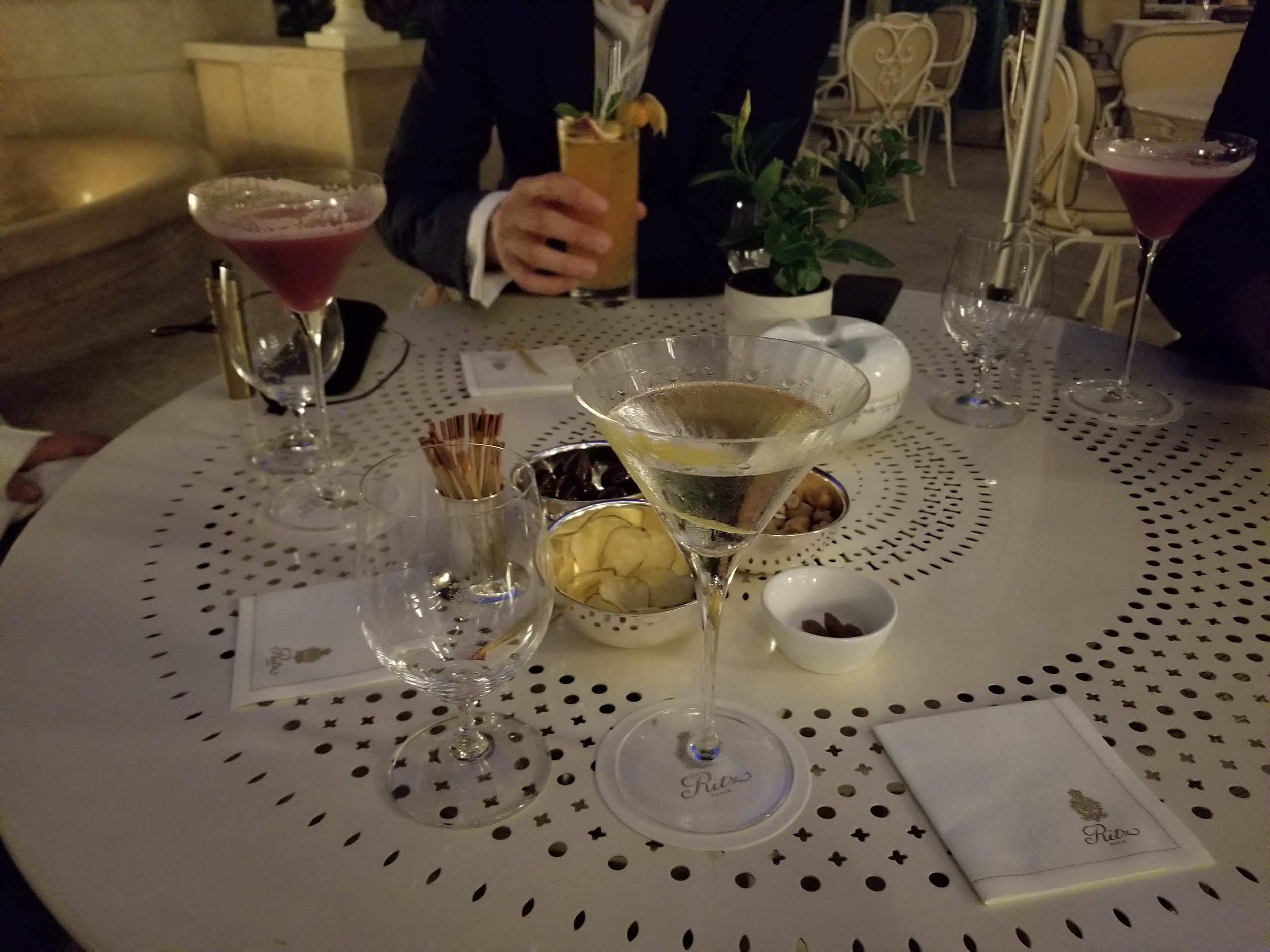 Cocktail Culture @ Ritz Paris