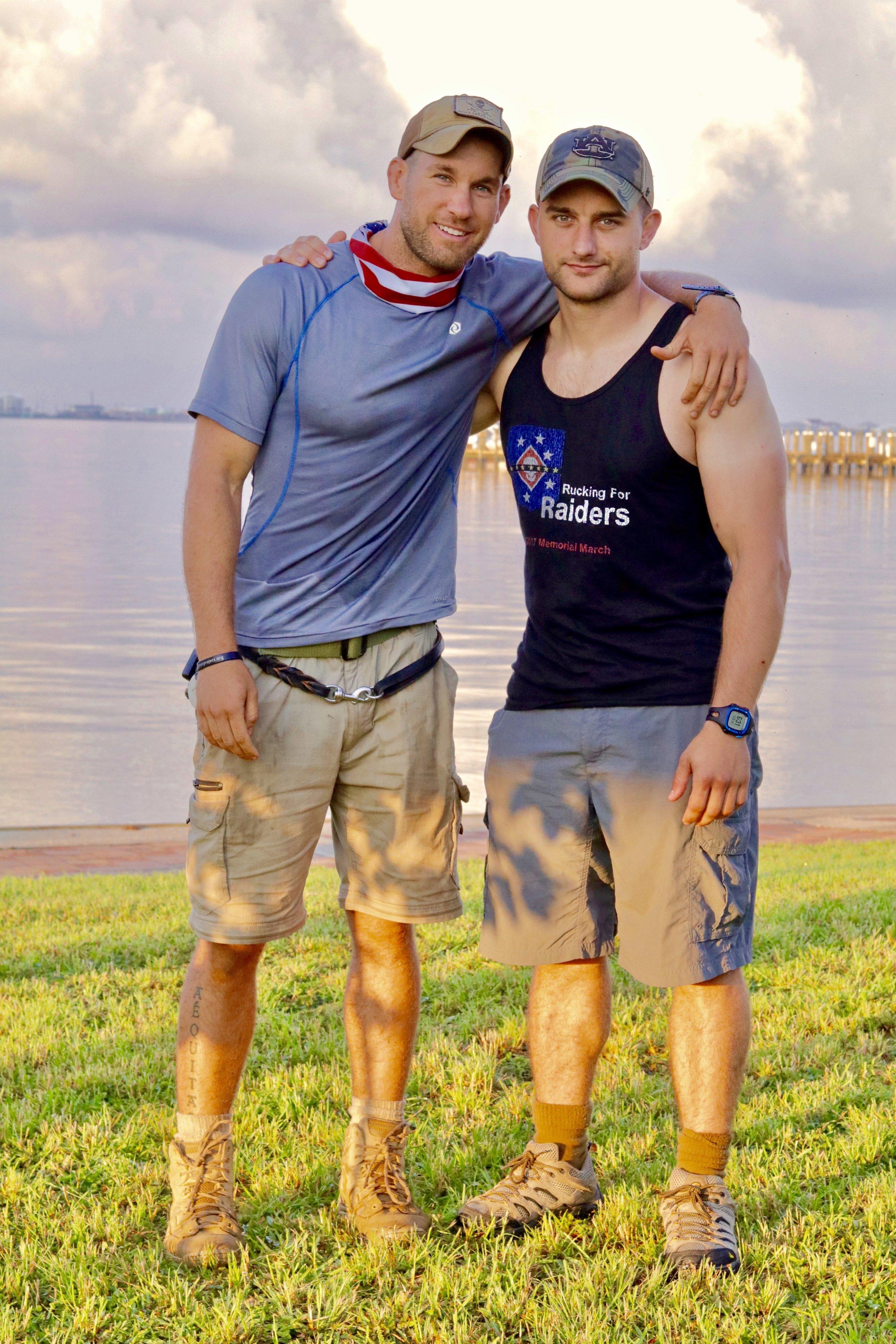 Nick Morrow CEO & Sgt. Daniel Campbell -Florida