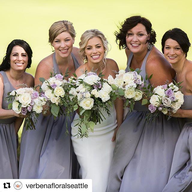 I absolutely adored working with Keely and her lovely bridesmaids! So Fun!  @eventsbyhr  @northwest_wholesale_florists @hannamazur_muah @inglewoodgolfclub  @lovebugweddings @verbenafloralseattle . . . . . . . . . . . . . . . . . . . . . #bride #bridal #bridetobe2019 #allthingsengagement #hannamazur #engaged #engagedlife #wildhairandhappyhearts #loveauthentic #photooftheday #motivation #bridalmakeup #bridesofSeattle #seattlebride #inspirationquotes #bridegoals #weddingmakeup #seattlemua #seattlewedding #seattlemakeupartist #seattlebridemag #pnwbride #pnwwedding #pnwphotographer #bridetips  #imgettingmarried #bridebook #behindthechair #strictlyweddings #littlethingstheory