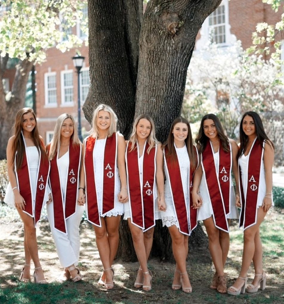 scholarship - Alpha Phi values each member's passion for education, knowledge, and achievement. Our founders were ten of the first twenty women admitted to Syracuse University in 1872 and they had the courage to persevere to earn a college education despite societal expectations at the time.