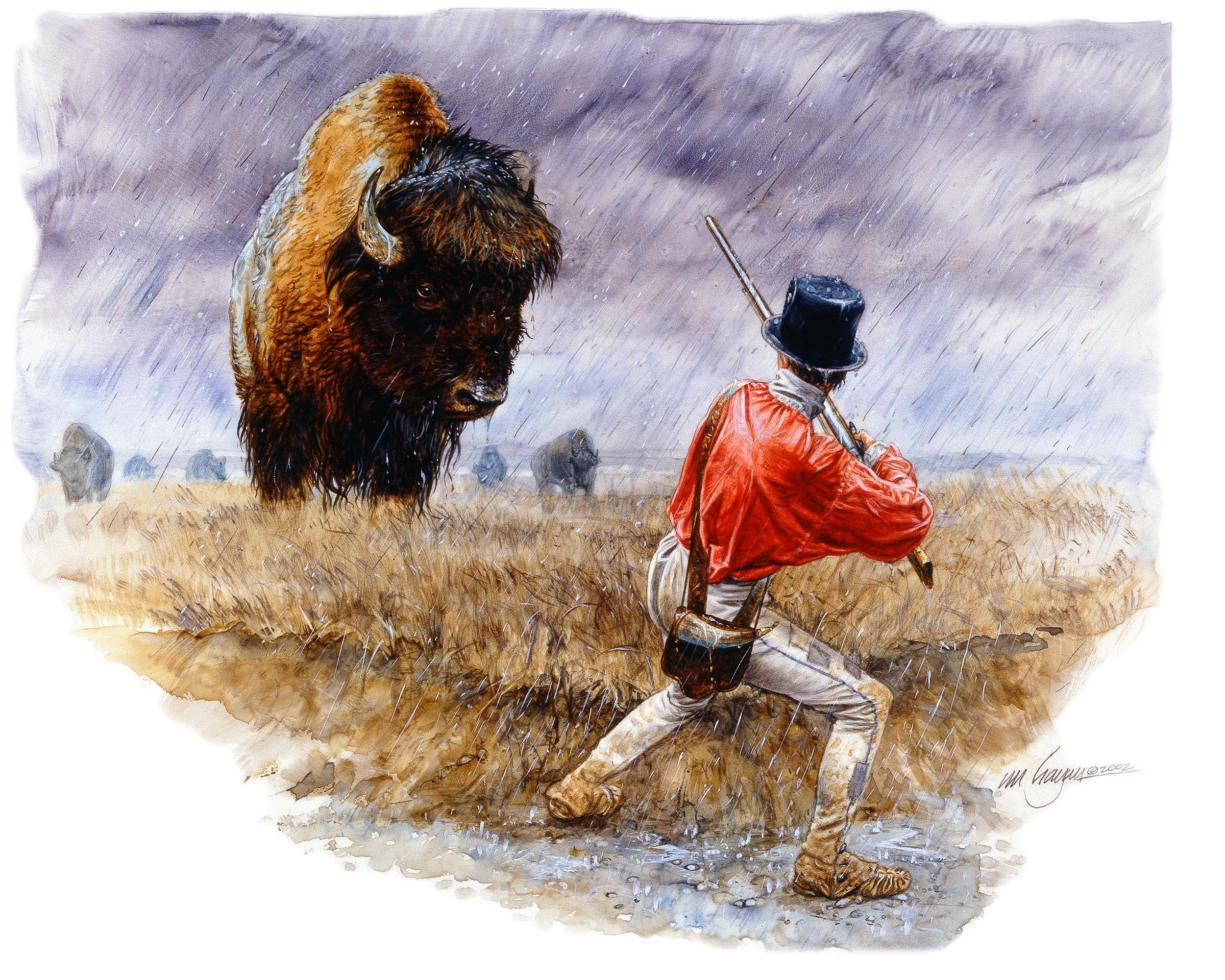 Red Shirt, 1804