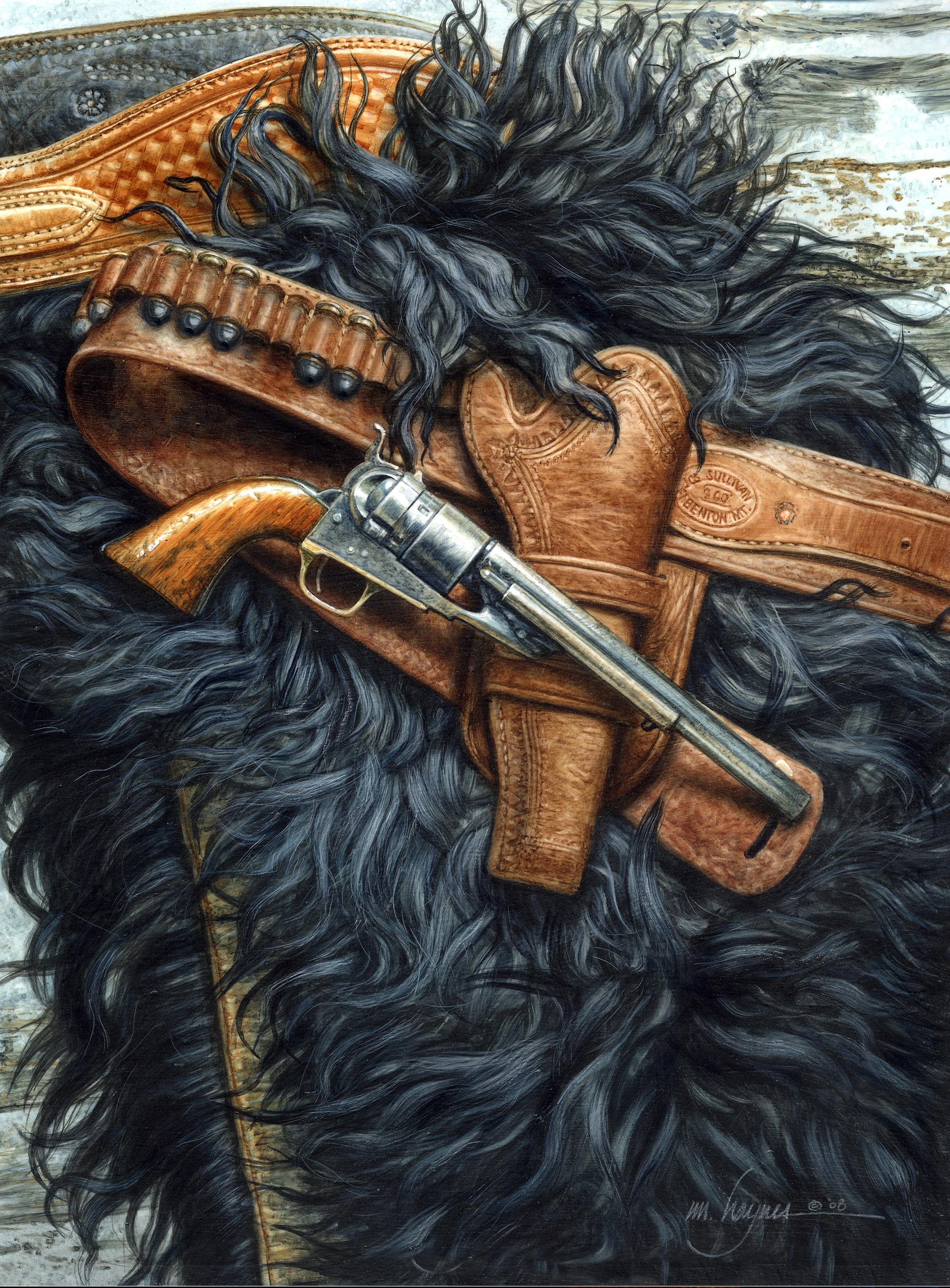 MONTANA COWBOY– 1870'S COLT CONVERSION