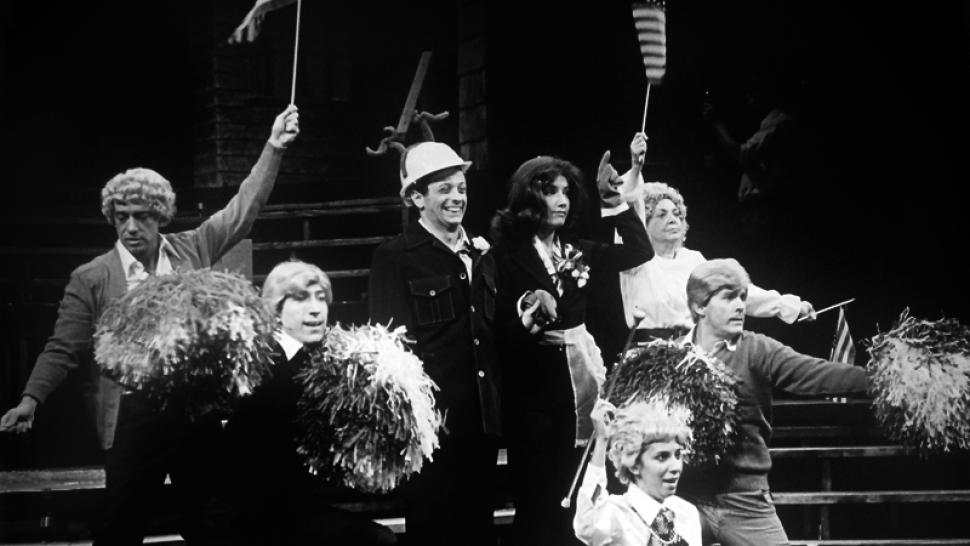Original Off-Broadway production