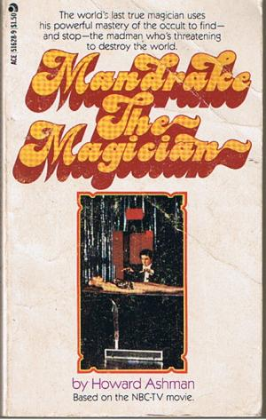 Mandrake novel