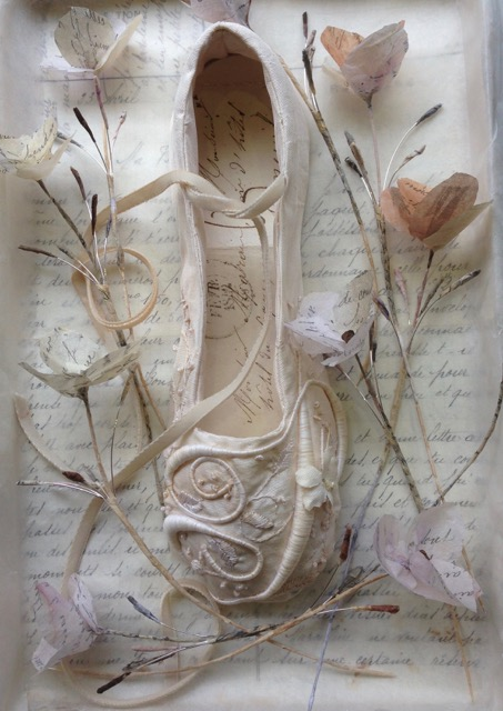 'Why do I Fail to See What Flowers at My Feet' - SOLD